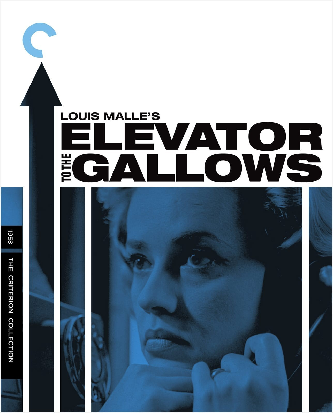 Elevator to the Gallows (The Criterion Collection)(1958) Blu-ray