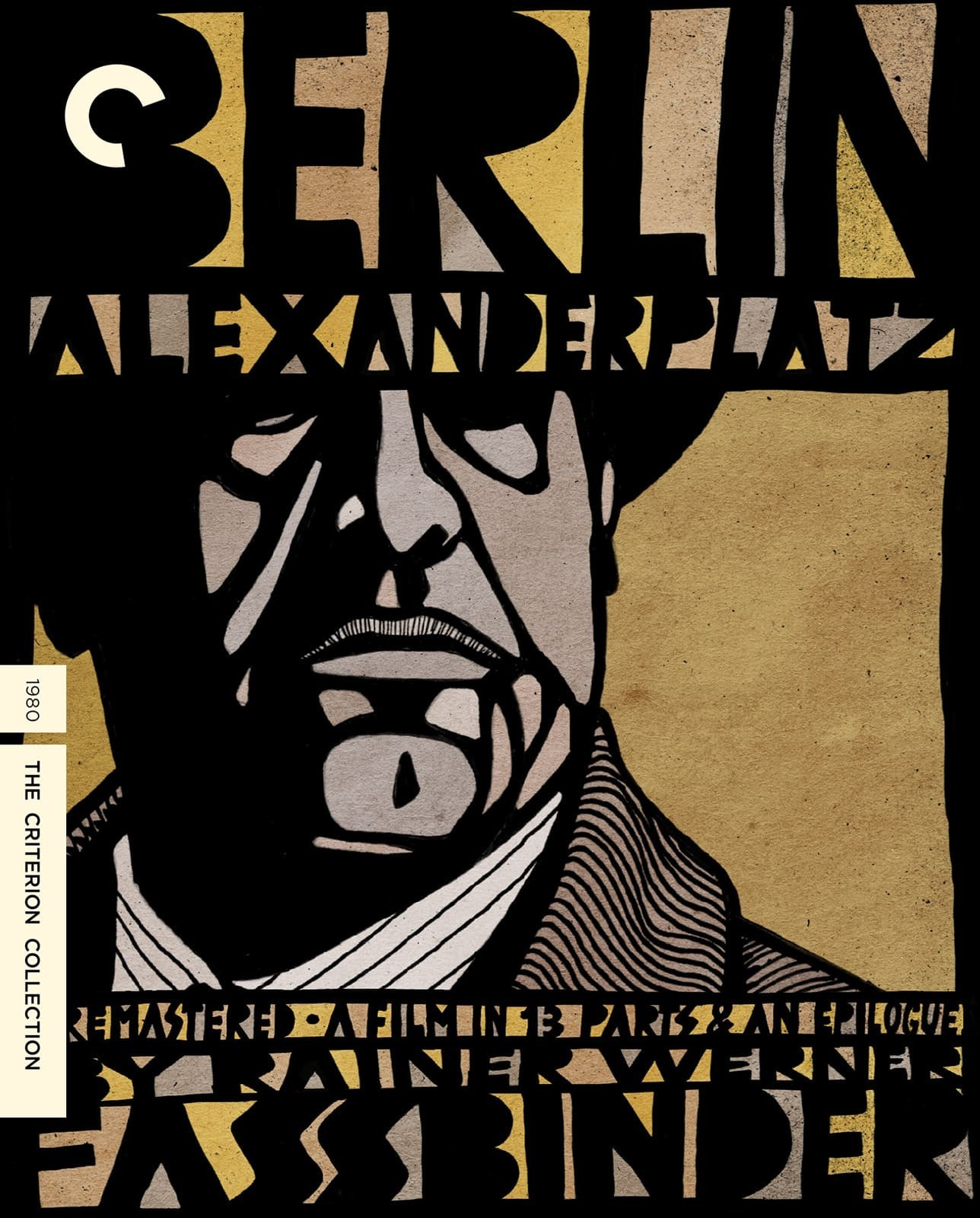 Berlin Alexanderplatz (DigiPack)(The Criterion Collection)(Blu-ray)(Region A)