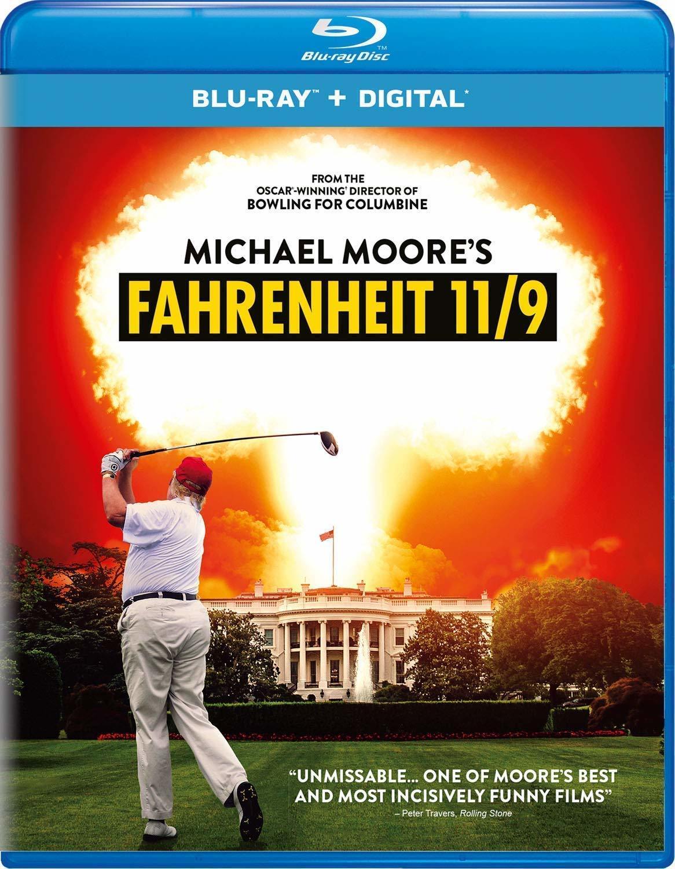 Fahrenheit 11/9 (Blu-ray)(Region A)