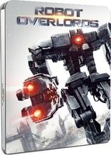 Robot Overlords Blu-ray (United Kingdom)
