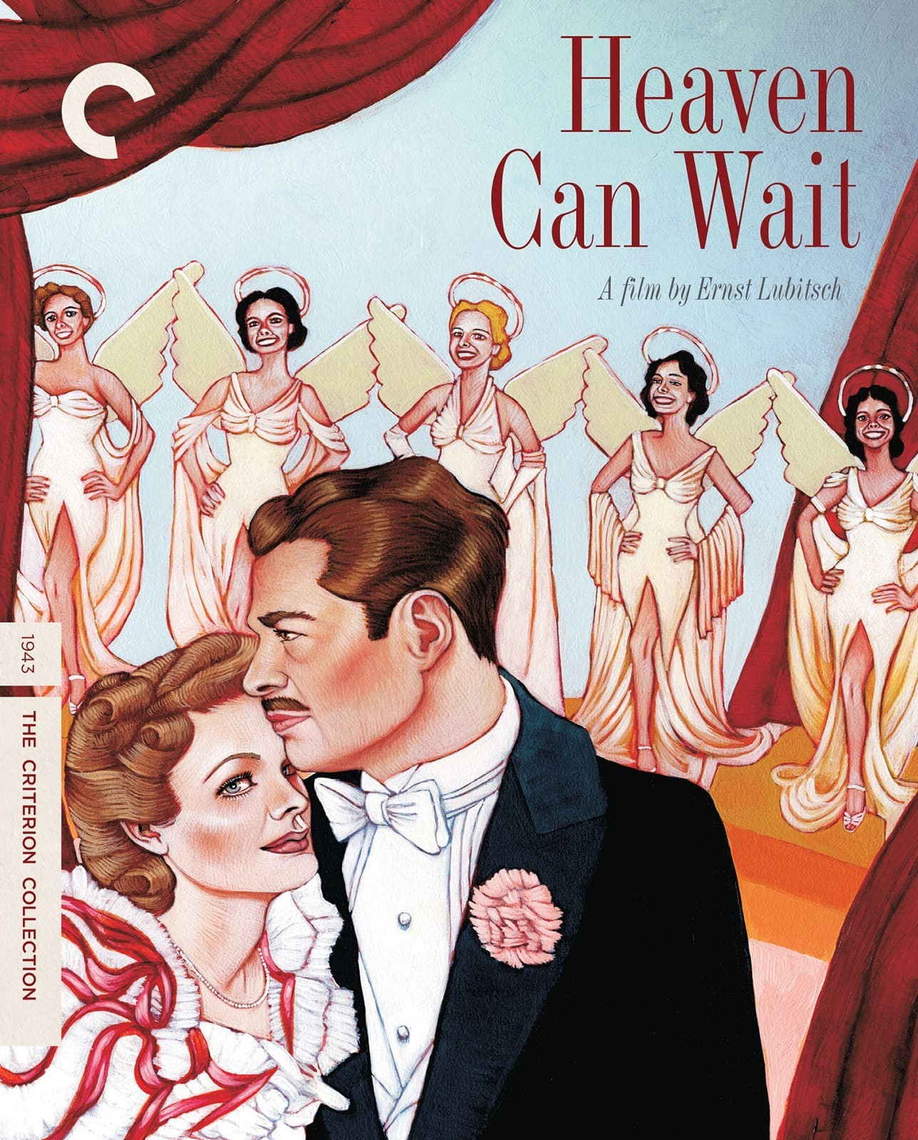 Heaven Can Wait (The Criterion Collection)(1943) Blu-ray