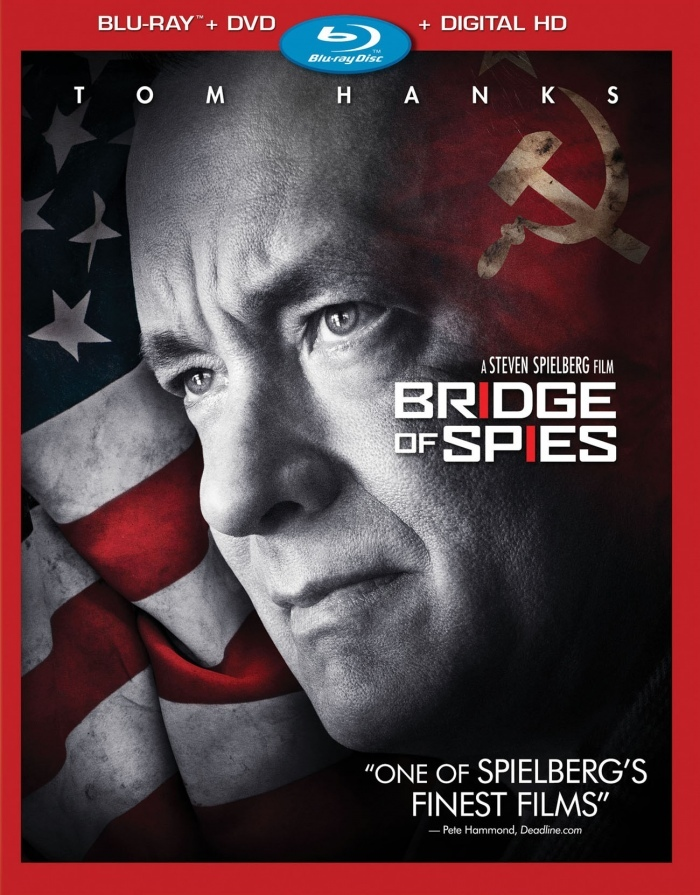 Bridge of Spies (2015) Blu-ray