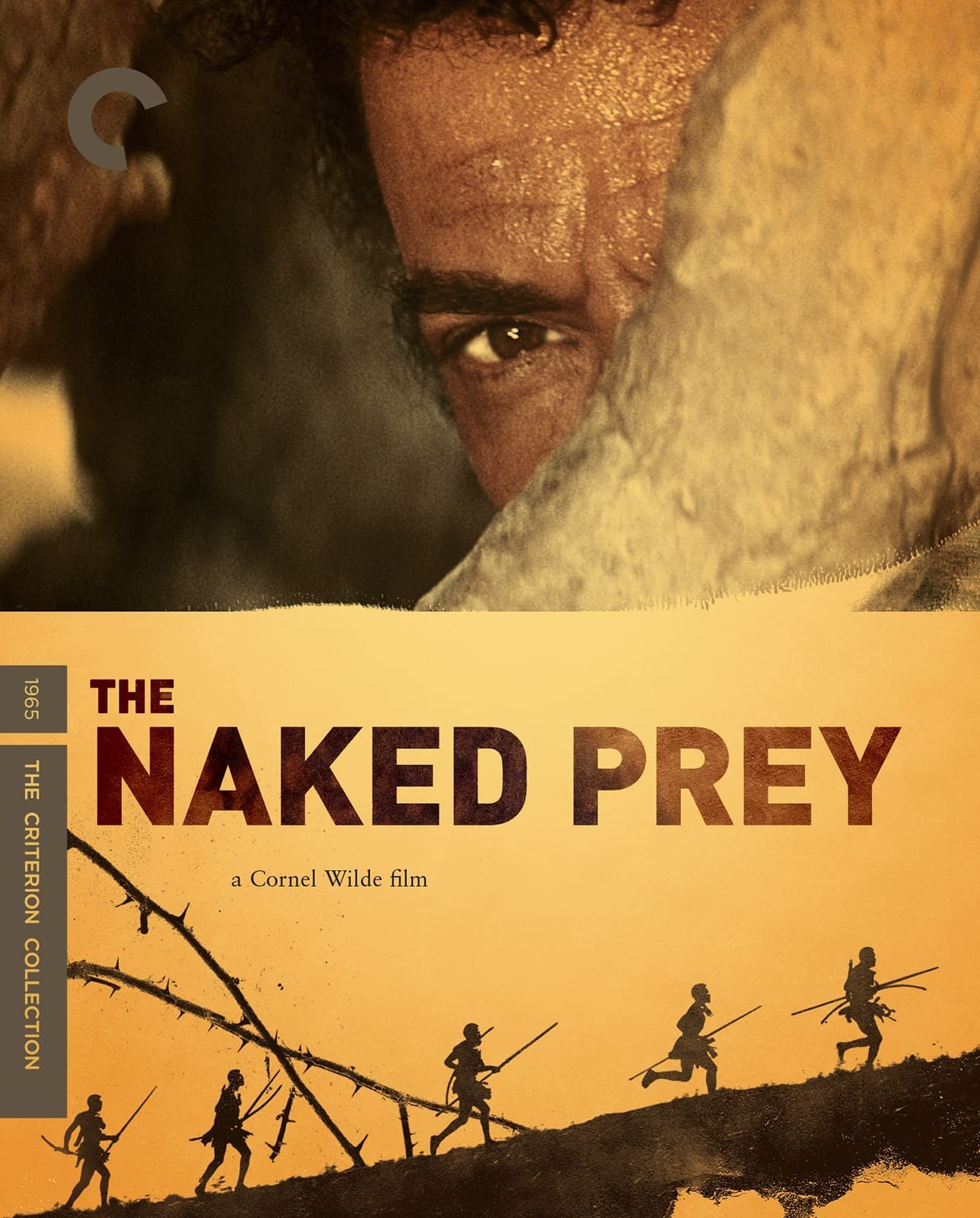 The Naked Prey (The Criterion Collection)(Blu-ray)(Region A)