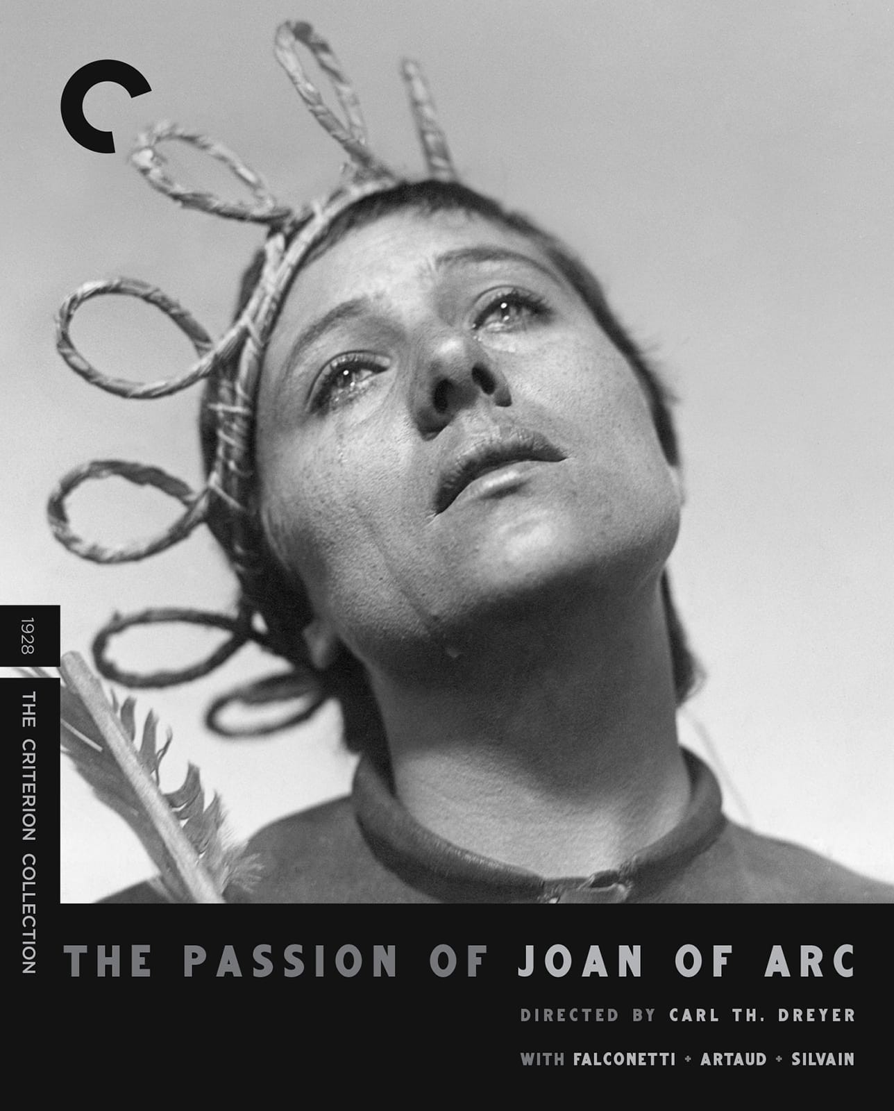 The Passion of Joan of Arc (The Criterion Collection)(1928) Blu-ray