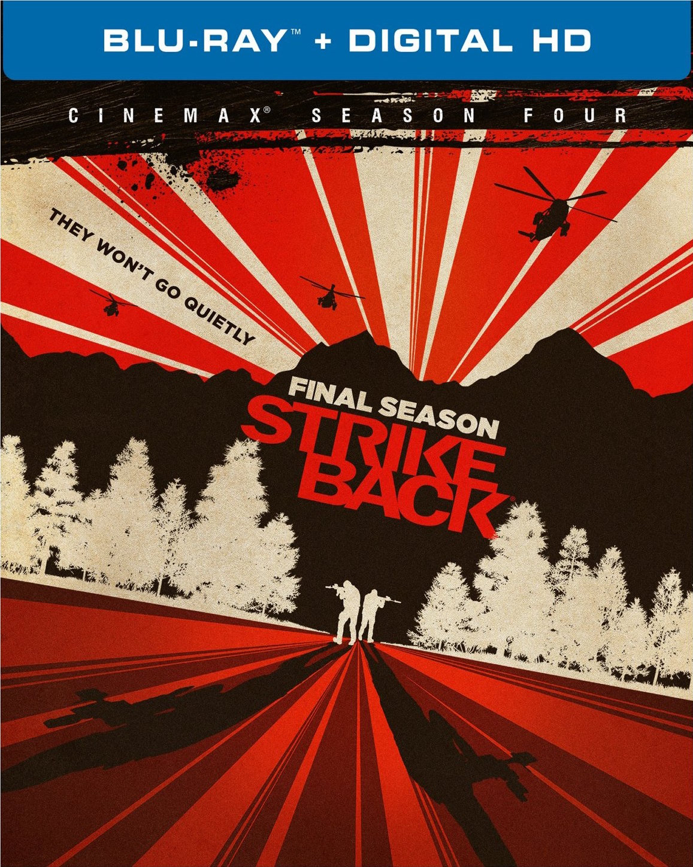 Strike Back: Season Four (TV) (2013) Blu-ray