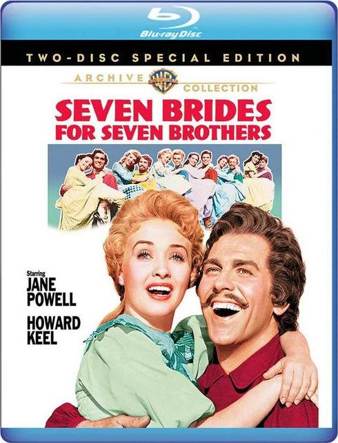 Seven Brides for Seven Brothers (Warner Archive Collection)(1954) Blu-ray