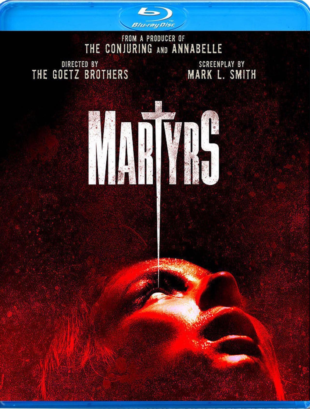 Martyrs (2015) Blu-ray