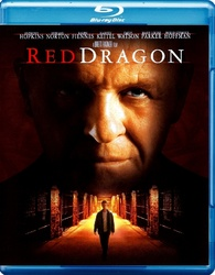 Red Dragon Blu Ray Release Date October 12 2010