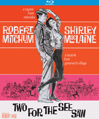 Two for the Seesaw (Blu-ray)
