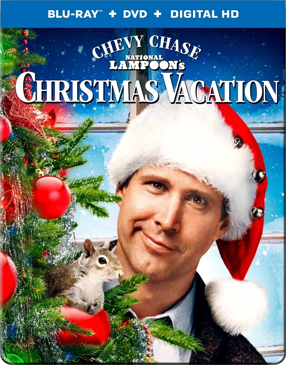 National Lampoon's Christmas Vacation (1989) Blu-ray