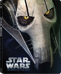 Star Wars Episode Iii Revenge Of The Sith Blu Ray Release Date November 10 2015 Steelbook