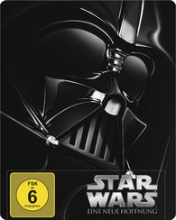 Star Wars Episode Iv A New Hope Blu Ray Release Date November 9 2015 Steelbook Germany