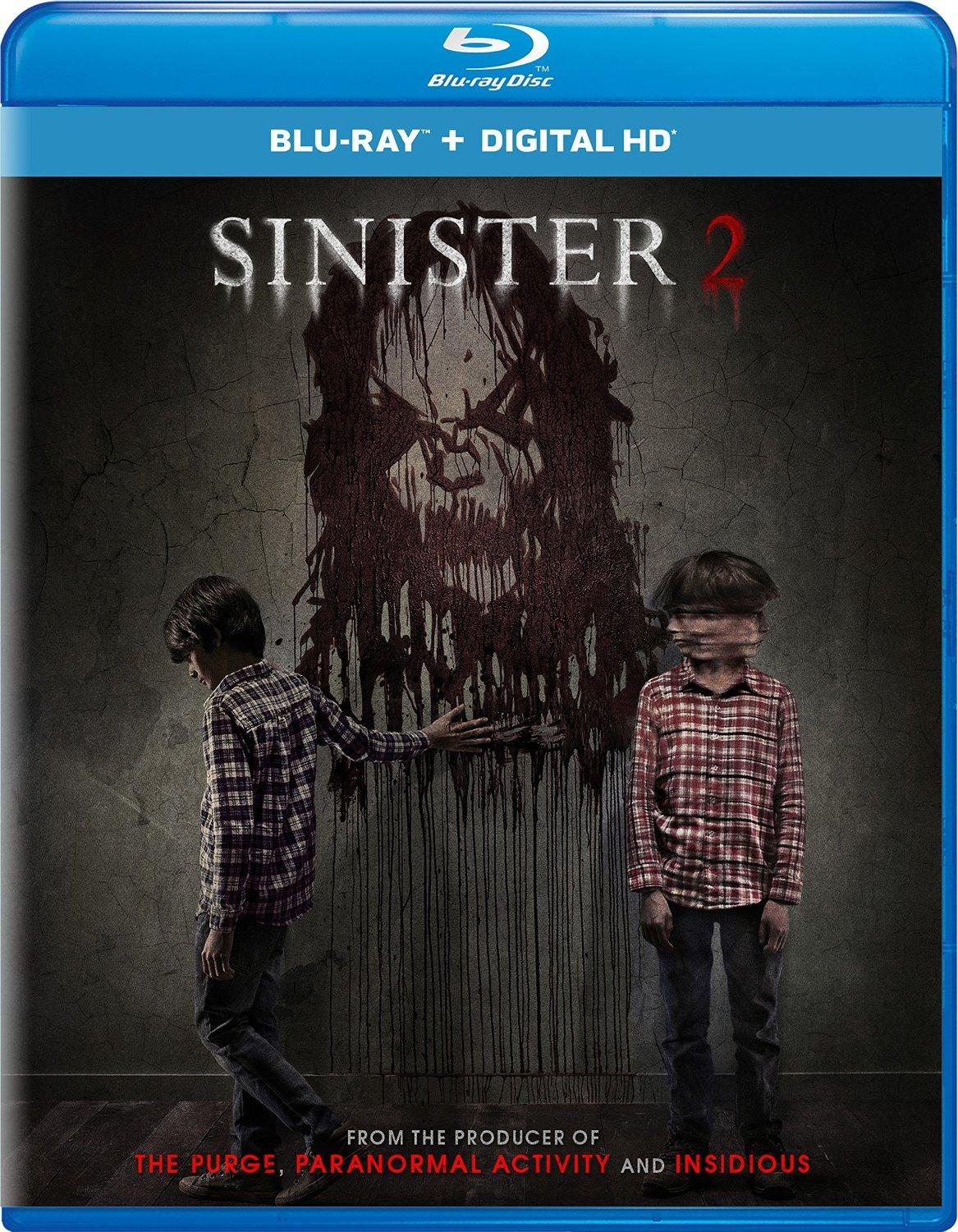 Sinister 2 (2015) Blu-ray