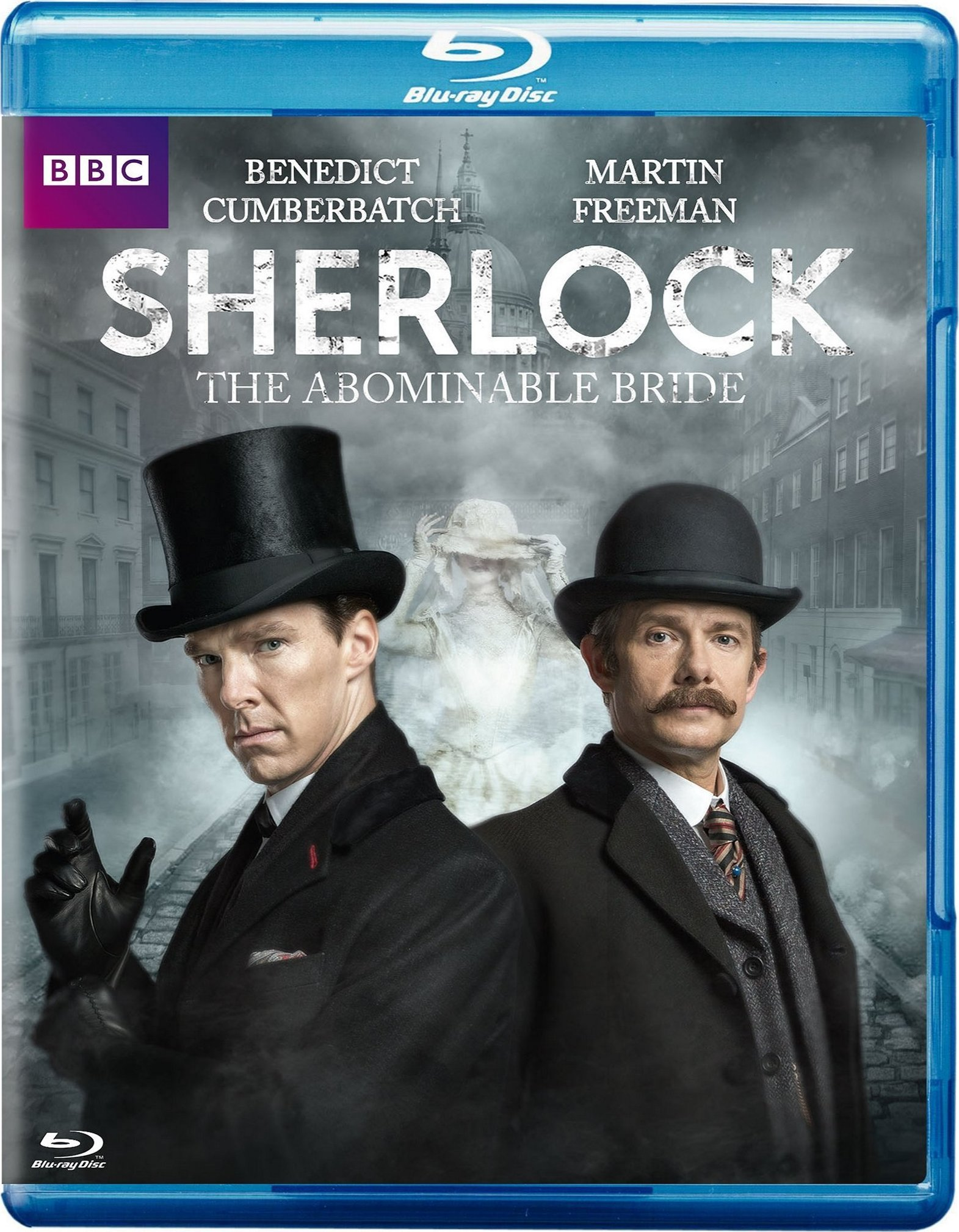 Sherlock: The Abominable Bride (TV) (2016) Blu-ray