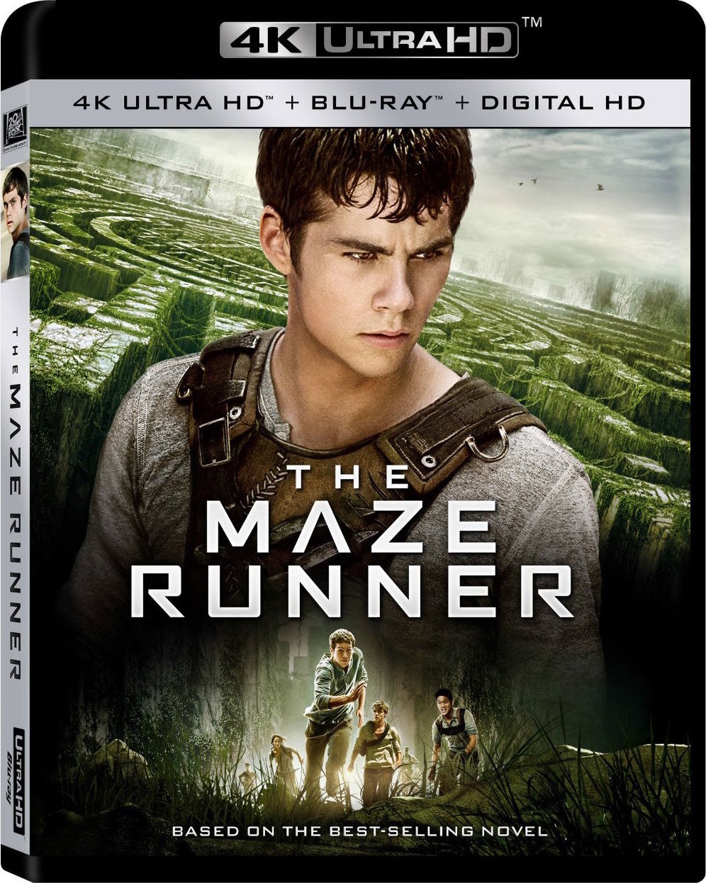The Maze Runner (2014) 4K Ultra HD Blu-ray
