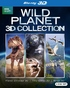 BBC Earth Wild Planet 3D Gift Set: Planet Dinosaur / Tiny Giants / Wings (Blu-ray)