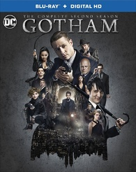 Gotham: The Complete Second Season (Blu-ray)