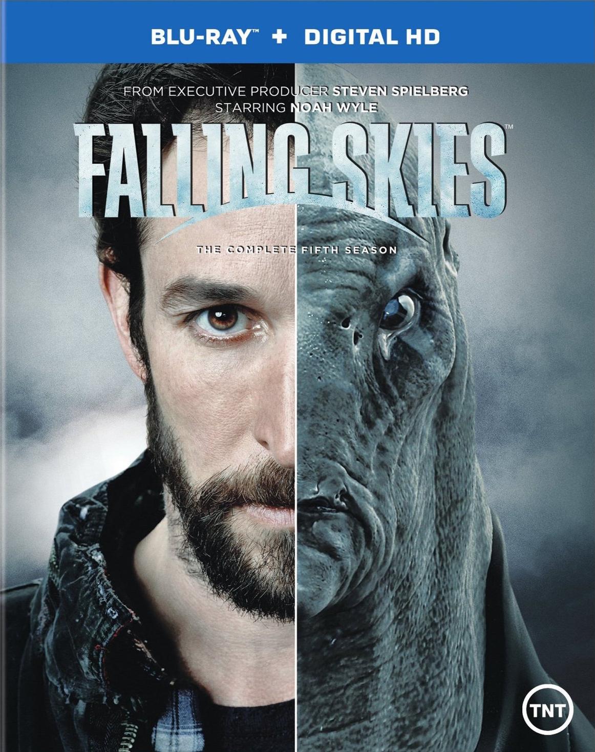 Falling Skies: The Complete Fifth Season (TV) (2015) Blu-ray