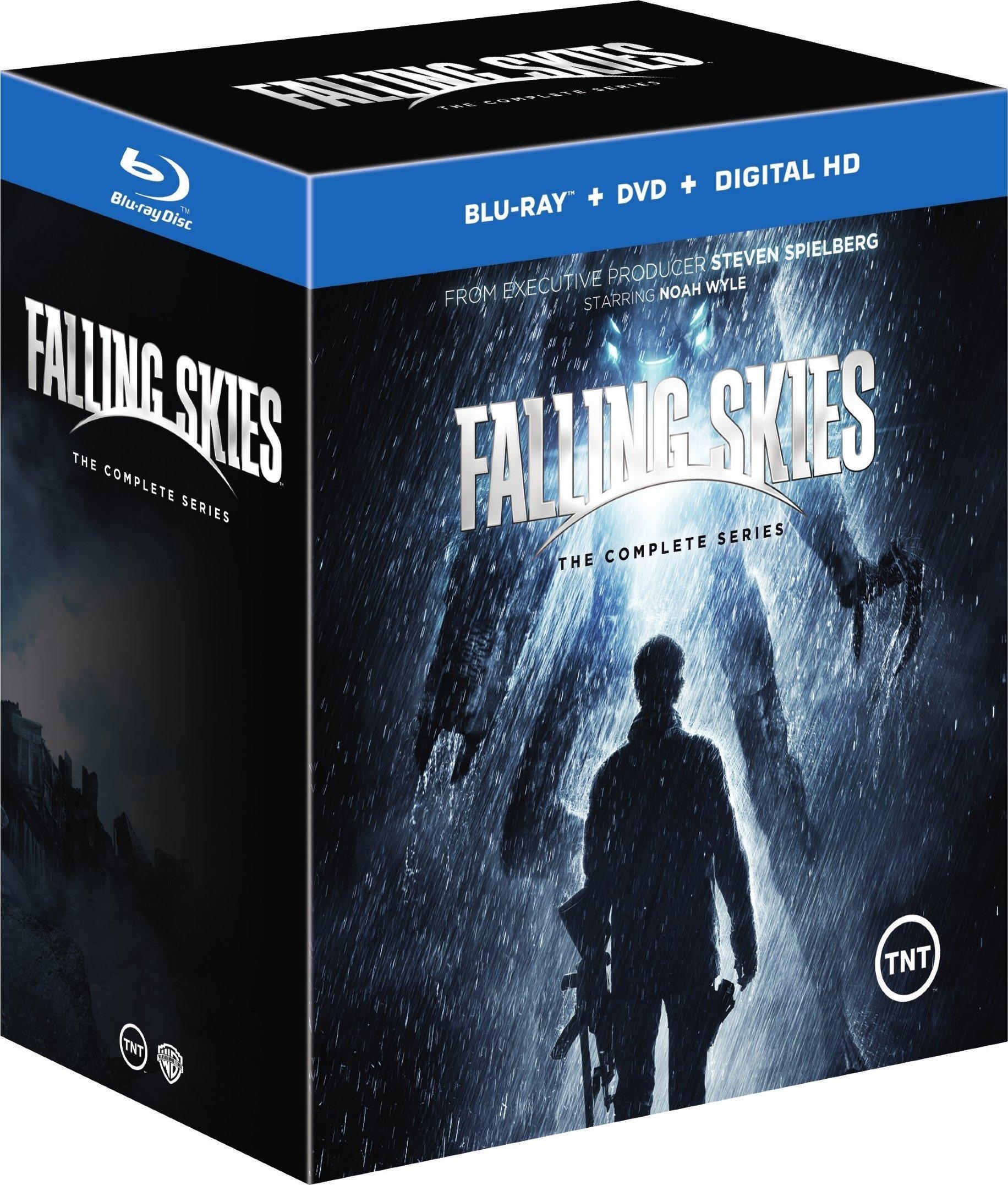 Falling Skies: The Complete Series (TV) (2011-2015) Blu-ray
