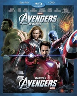 The Avengers 4K Blu-ray: Cinematic Universe Edition