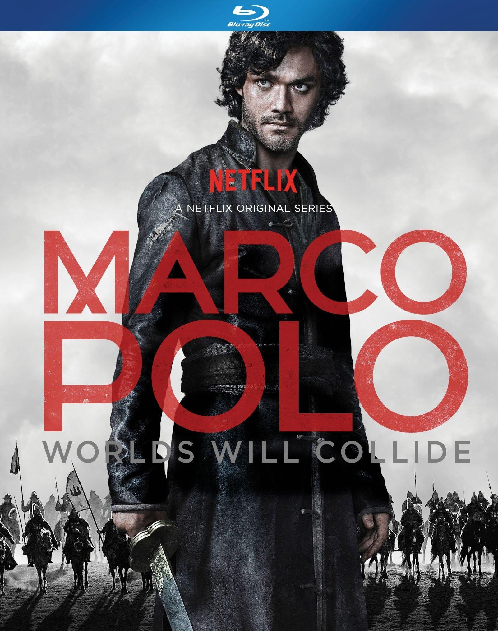 Marco Polo: Season One (TV) (2014) Blu-ray
