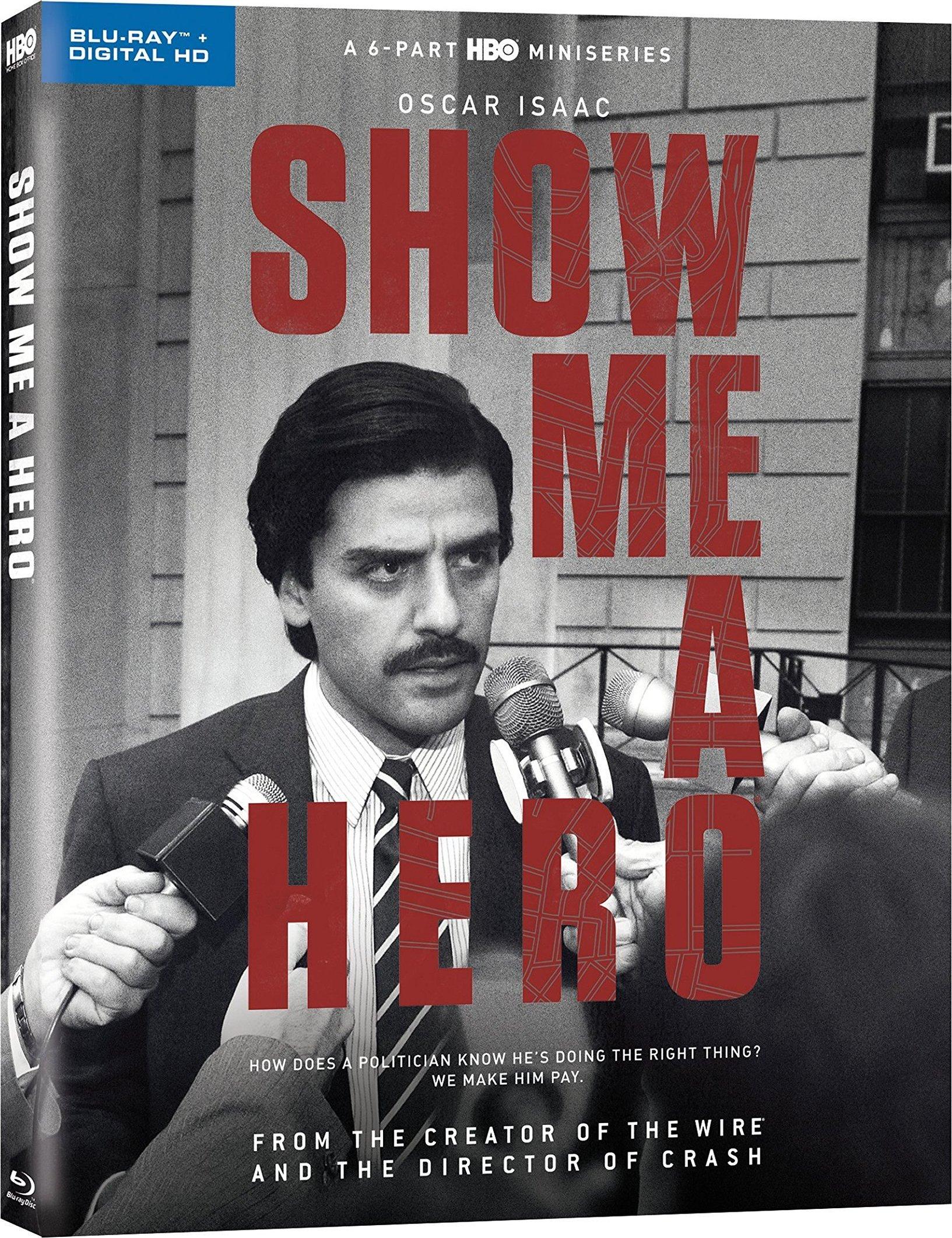 Show Me a Hero (TV Mini-Series)(2015) Blu-ray