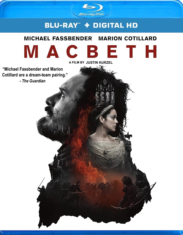 Macbeth (2015) Blu-ray