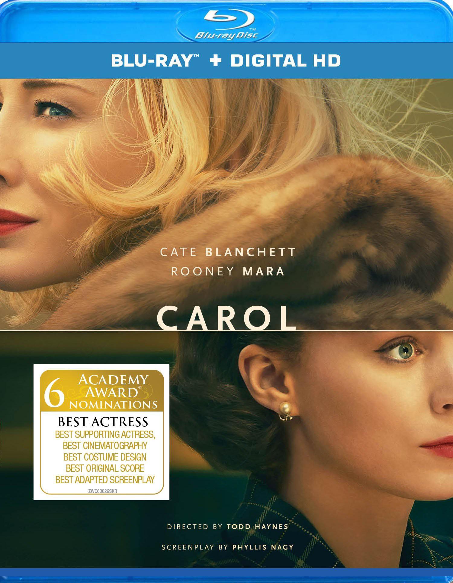 Carol (2015) Blu-ray
