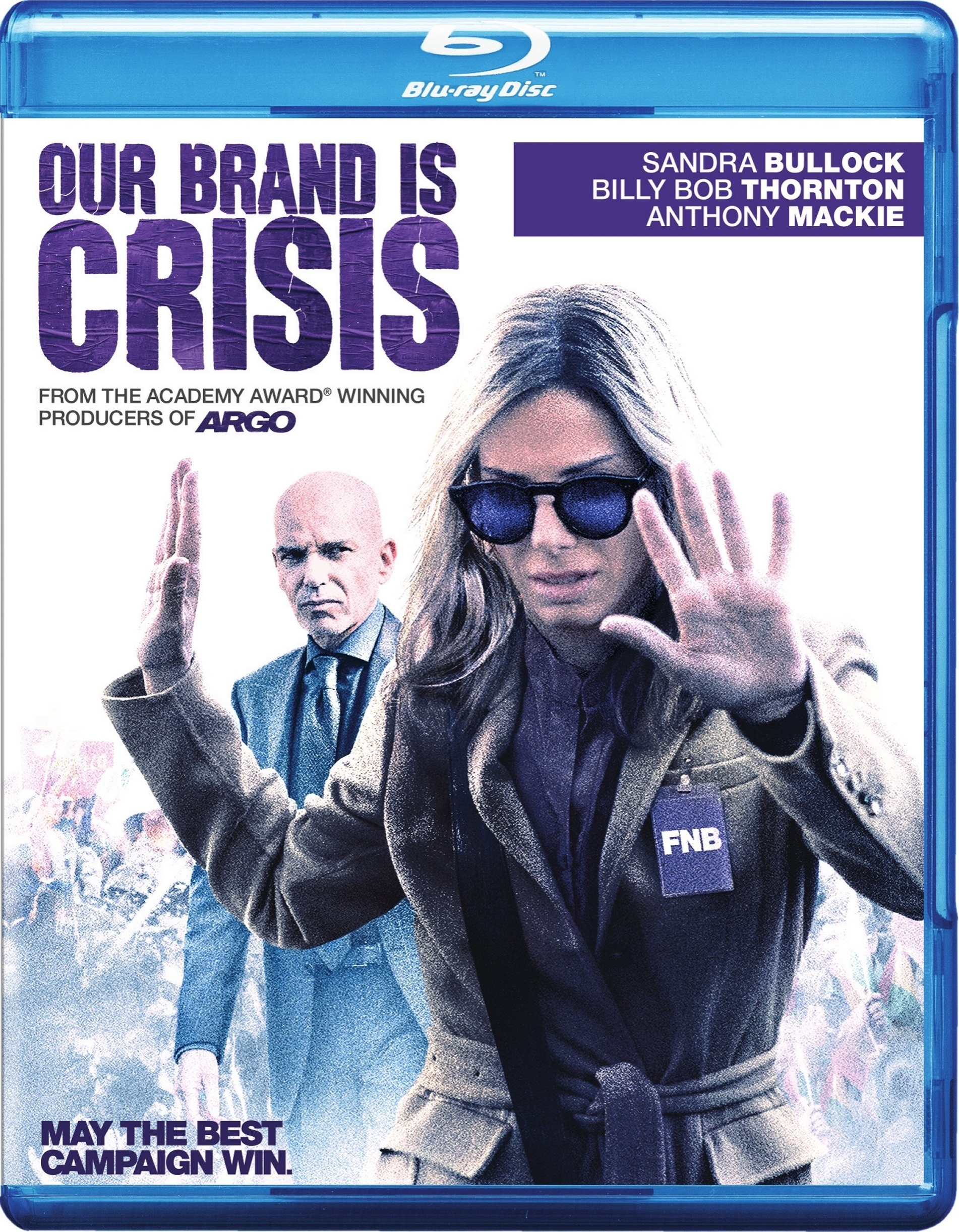 Our Brand Is Crisis (2015) Blu-ray