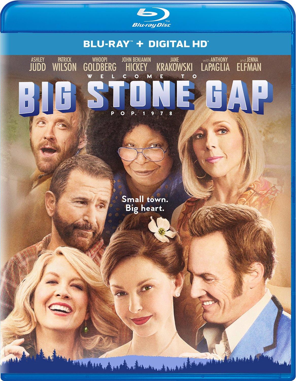 Big Stone Gap (2014) Blu-ray