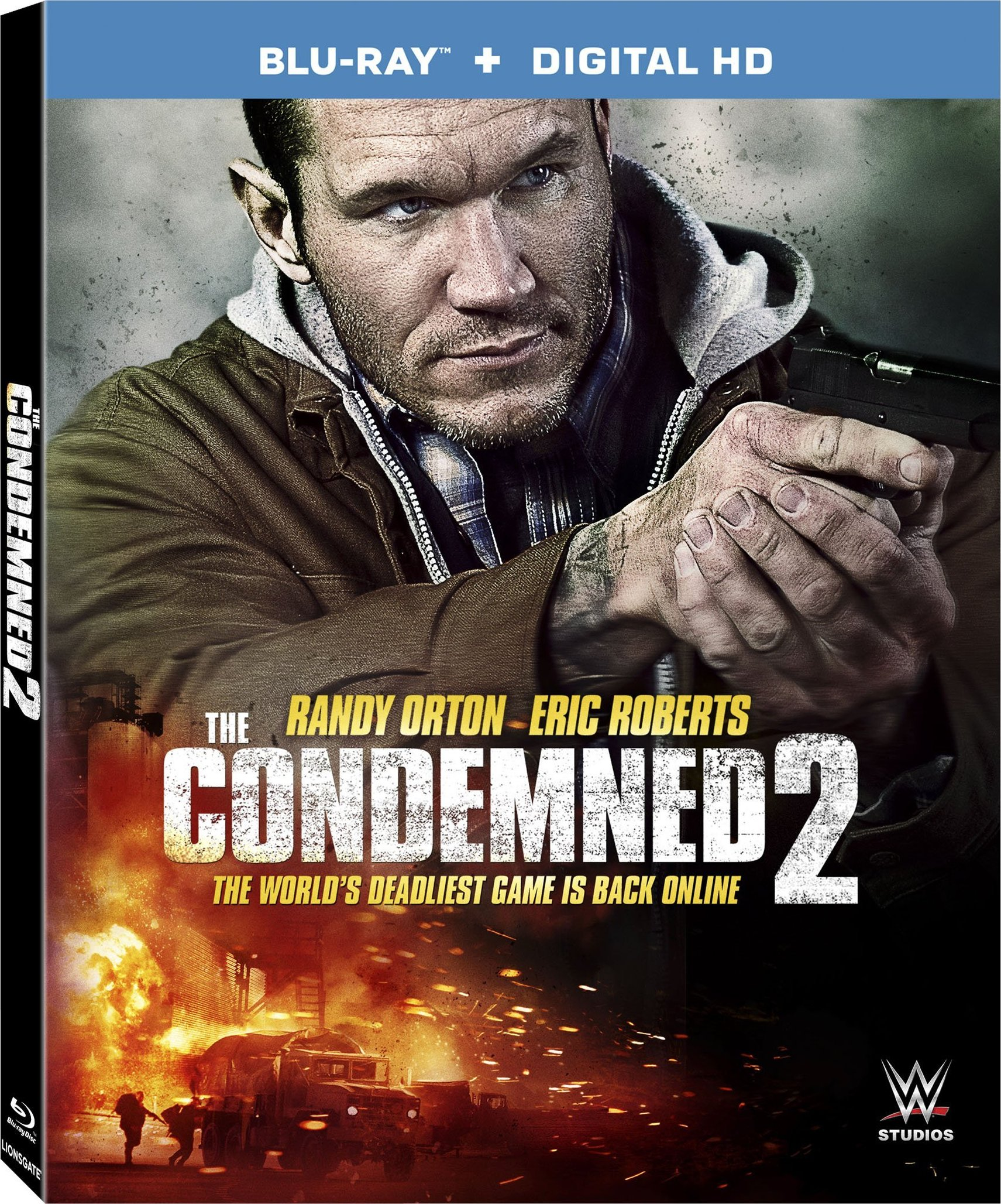 The Condemned 2 (2015) Blu-ray