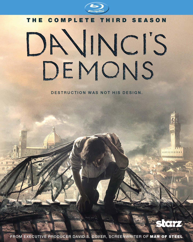 Da Vincis Demons: Season 3 (TV) (2015) Blu-ray