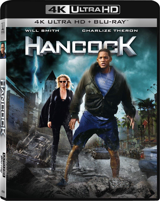 Hancock (2008) 4K Ultra HD Blu-ray