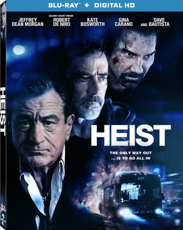 Heist (2015) Blu-ray