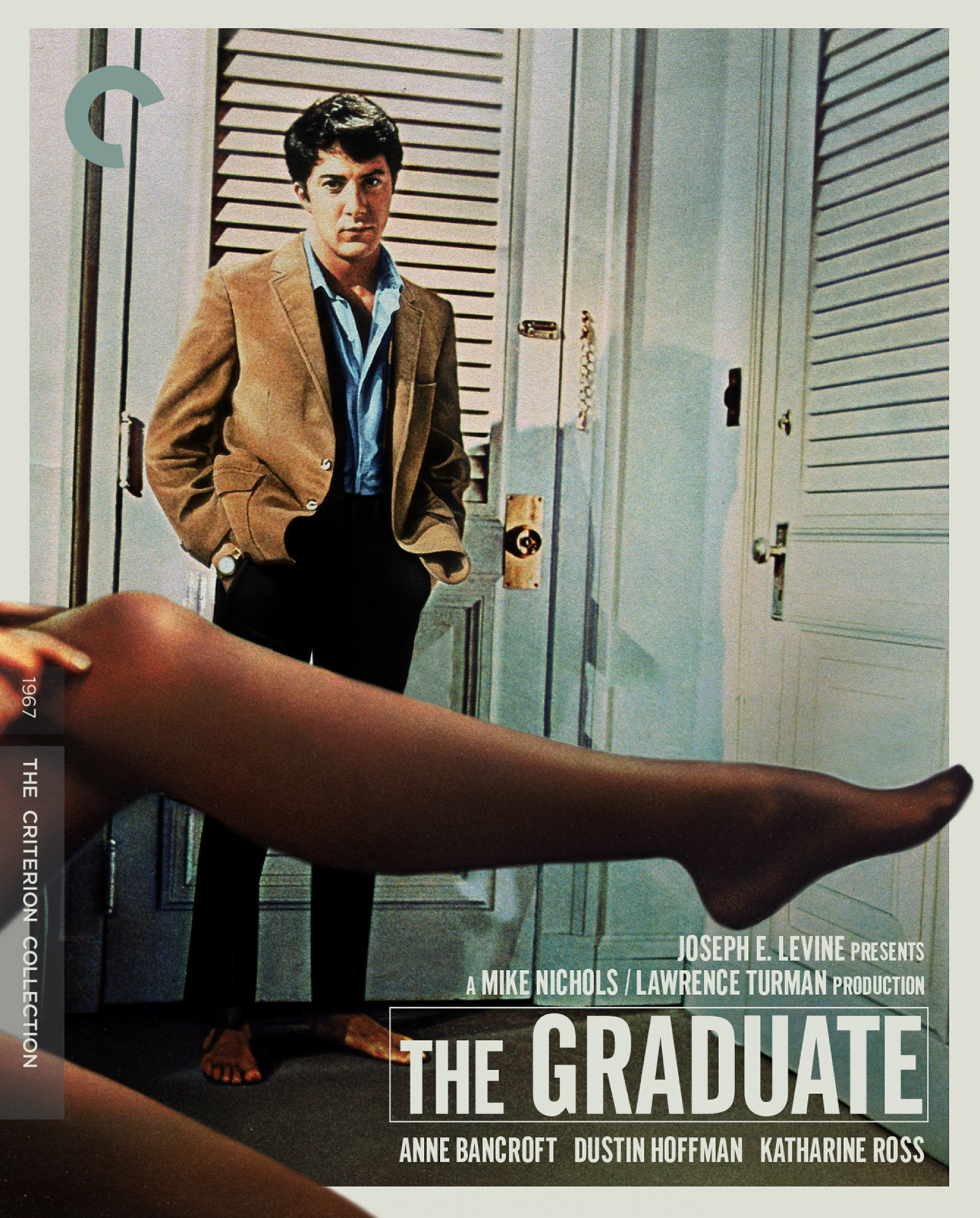 The Graduate (1967) The Criterion Collection Blu-ray