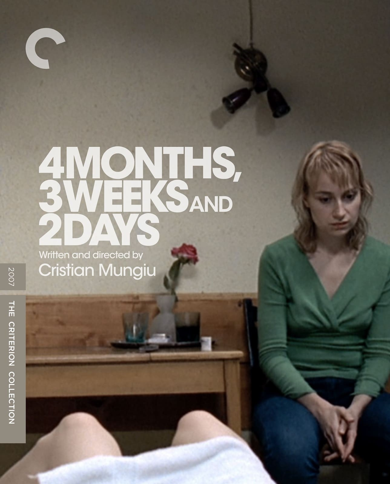 4 Months, 3 Weeks, and 2 Days (The Criterion Collection)(Blu-ray)(Region A)