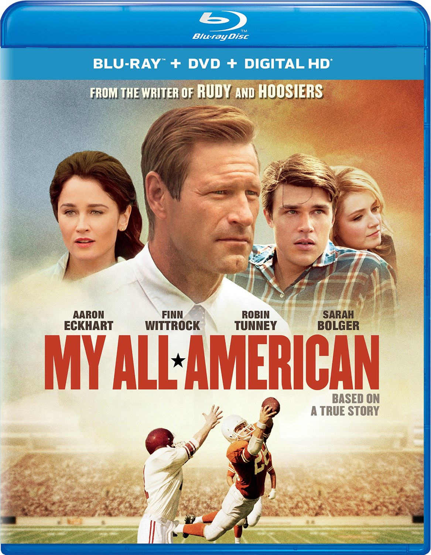 All American (2015) Blu-ray