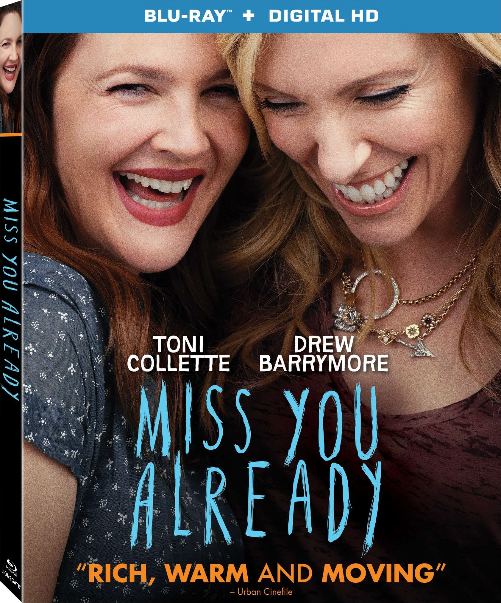 Miss You Already (2015) Blu-ray