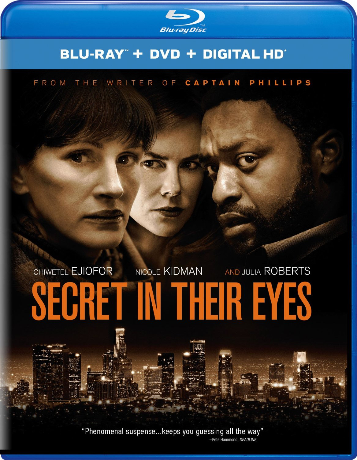 Secret in Their Eyes (2015) Blu-ray