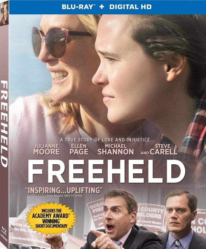 Freeheld (2015) Blu-ray