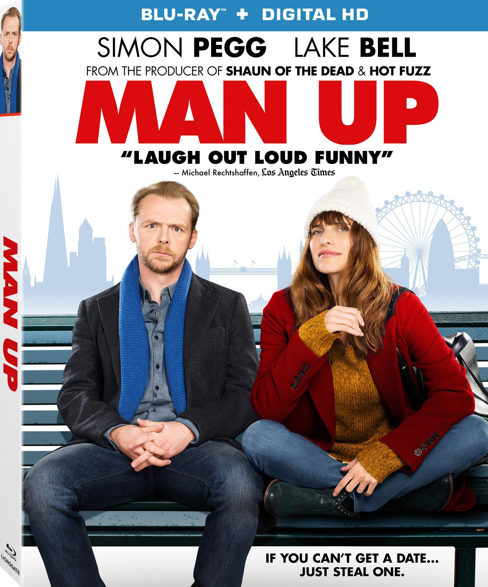 Man Up (2015) Blu-ray