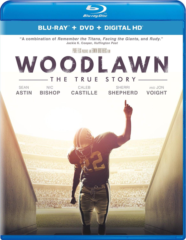 Woodlawn (2015) Blu-ray