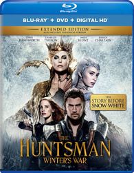 The Huntsman: Winter's War (Blu-ray)