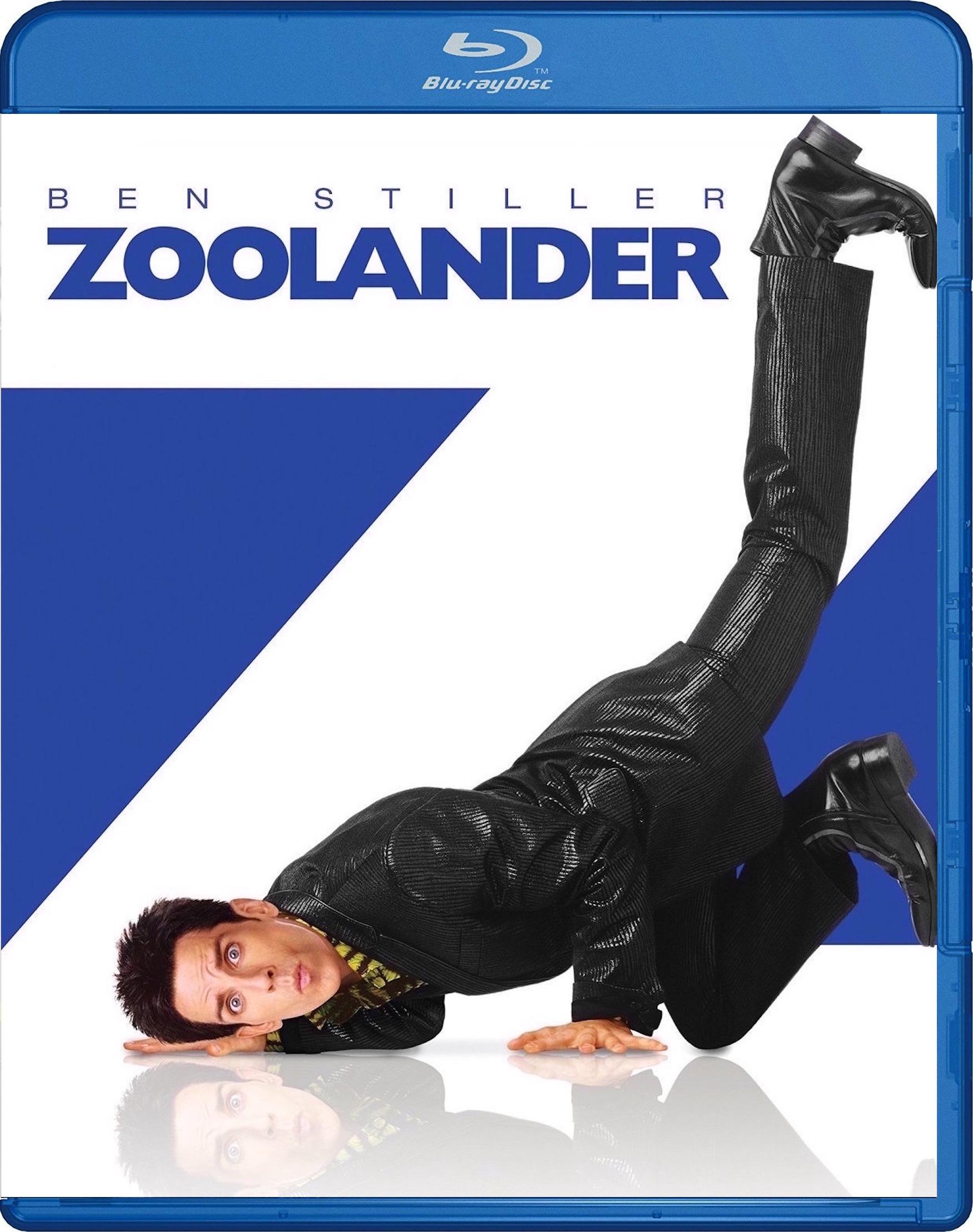 Zoolander (2001) Blu-ray
