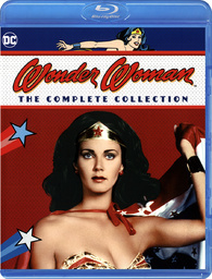 Wonder Woman: The Complete Collection (Blu-ray)