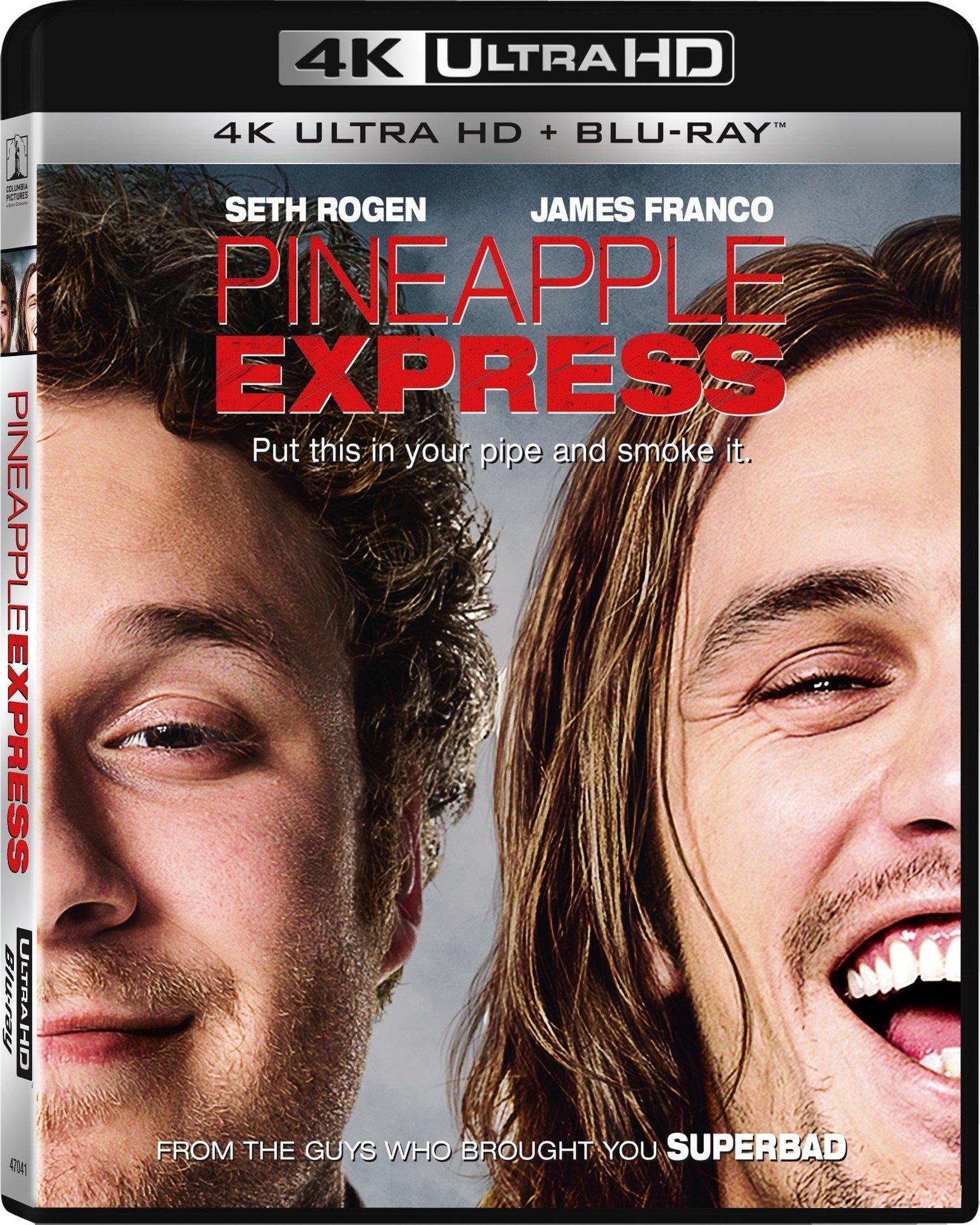 Pineapple Express (2008) 4K Ultra HD Blu-ray