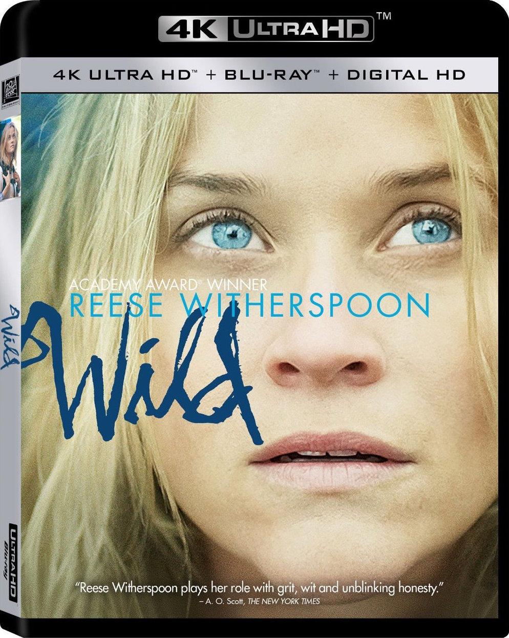 Wild (2014) 4K Ultra HD Blu-ray