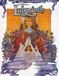 Labyrinth (Blu-ray) Temporary cover art
