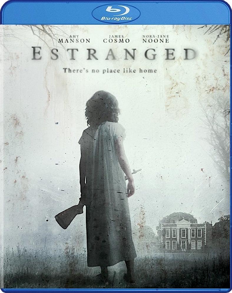 Estranged (2105) Blu-ray