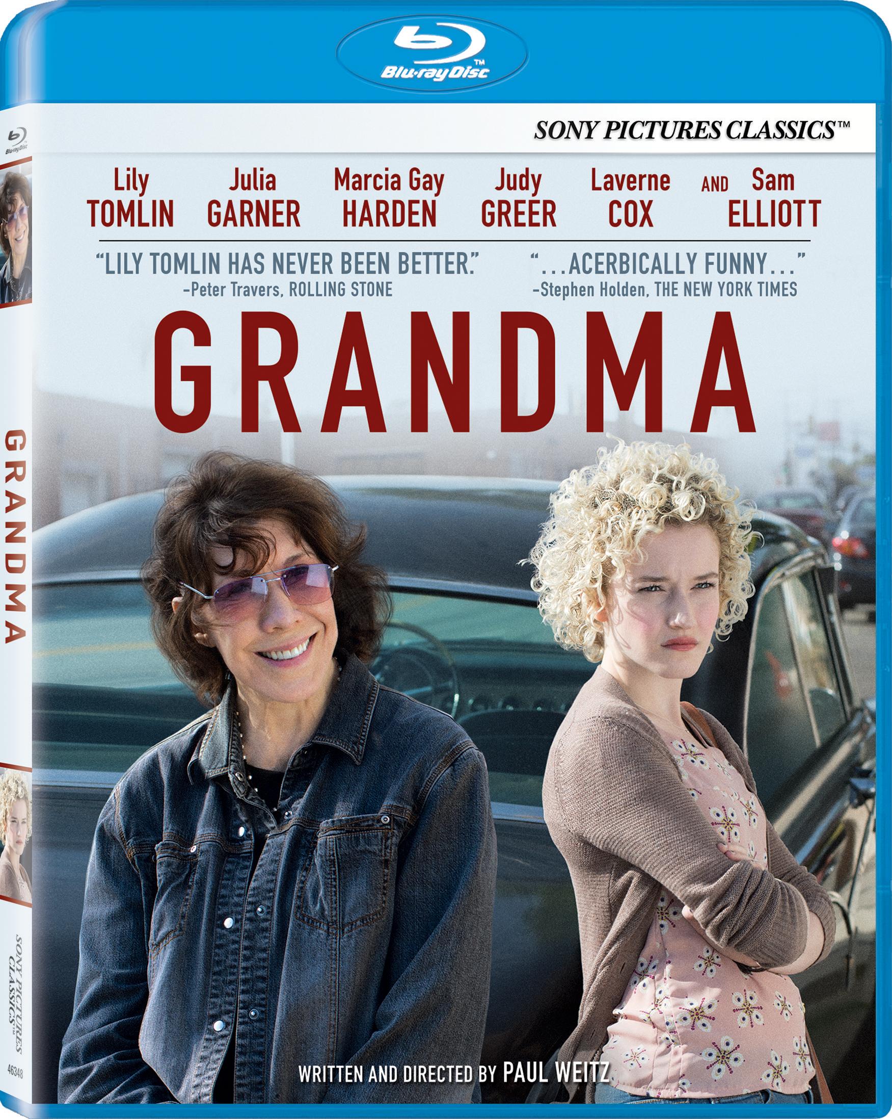 Grandma (2015) Blu-ray
